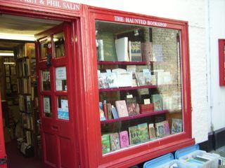 Haunted Bookshop