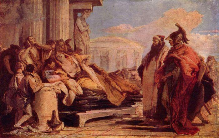 GiovanniBattistaTiepolo-Death-of-Dido-1696-1770