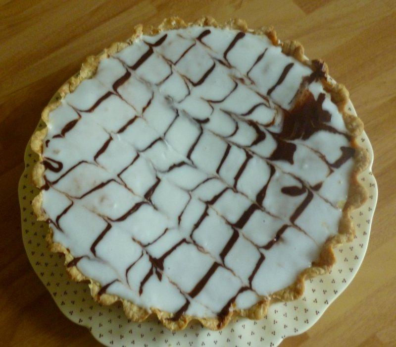 Recipe for bakewell tart cake