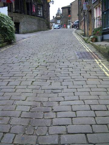 High street haworth