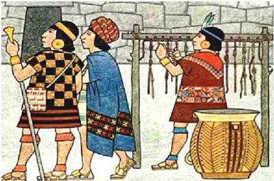 Inca khipus