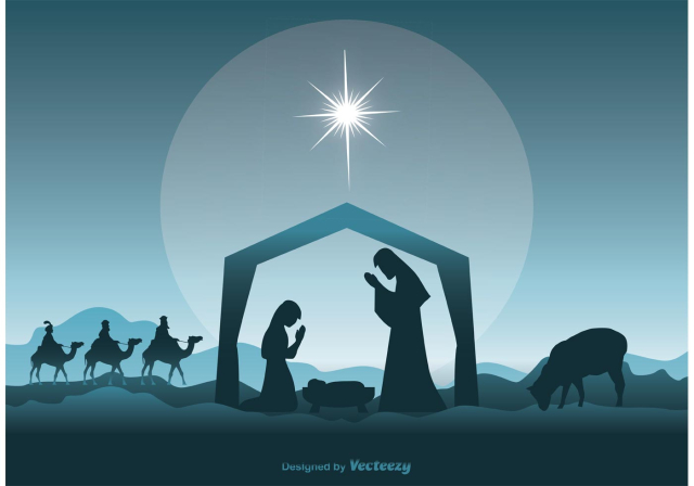 Nativity-scene-illustration-vector